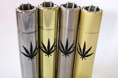 clipper_metal_personalizzato_cannabis