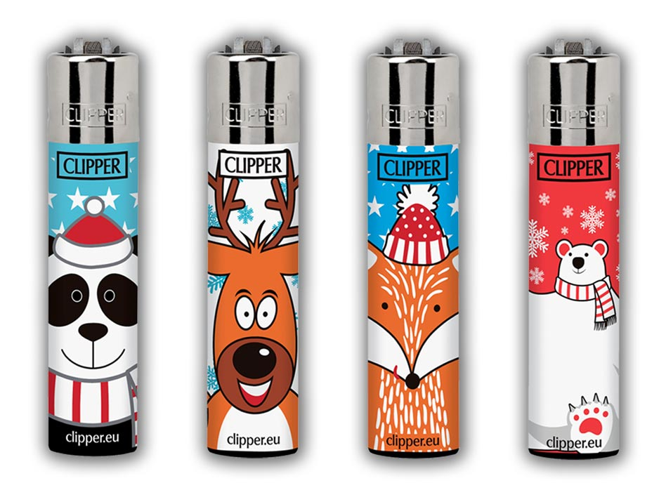 collezione autogrill clipper winter animals