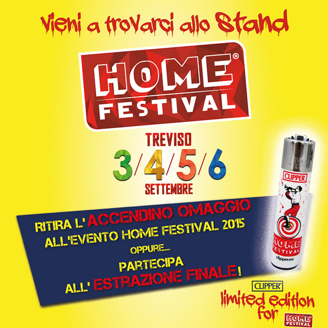 Promo Home Festival 2015