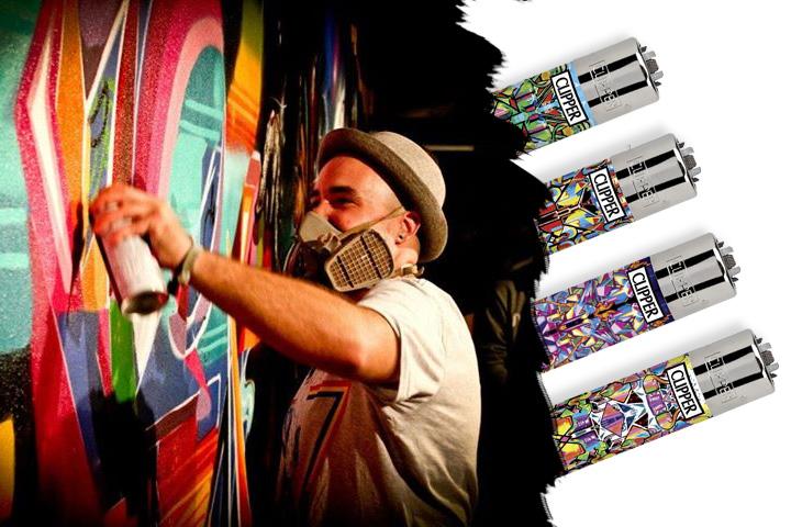 Pariz One - Graffiti Beasts Clipper