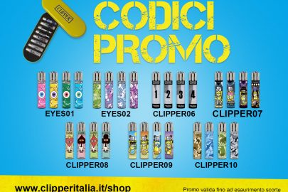 Clipper Promo Thin Metal Box