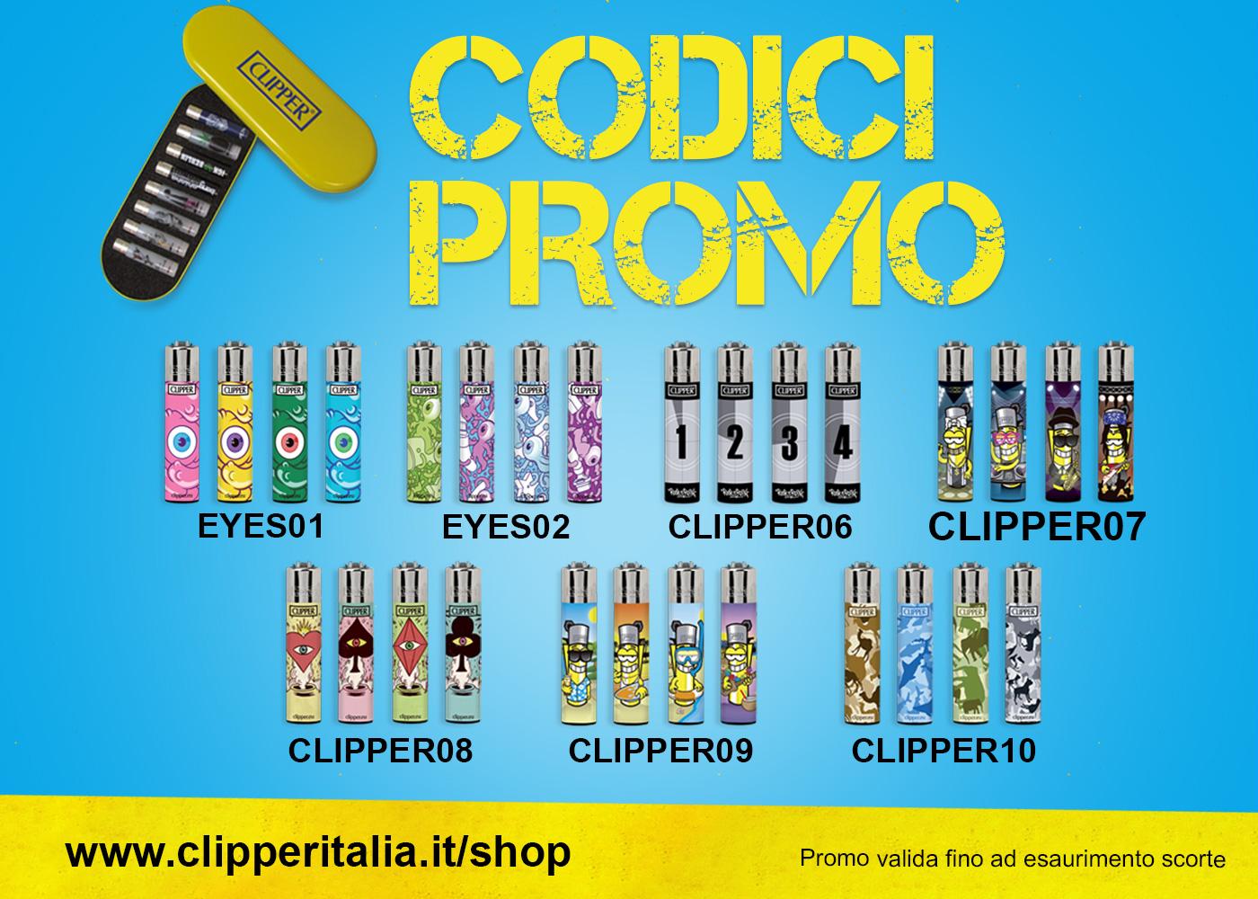 Clipper Promo Thin Metal Box